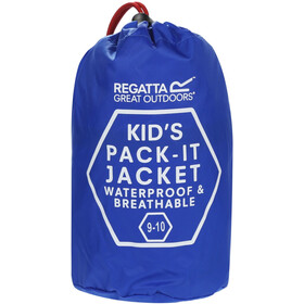 Regatta Pack It III Jas Kinderen, oxford blue